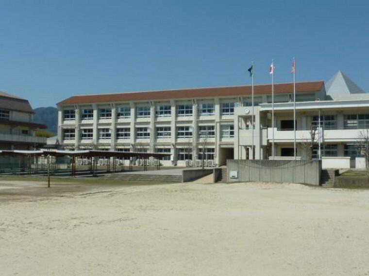 中学校 東広島市立黒瀬中学校