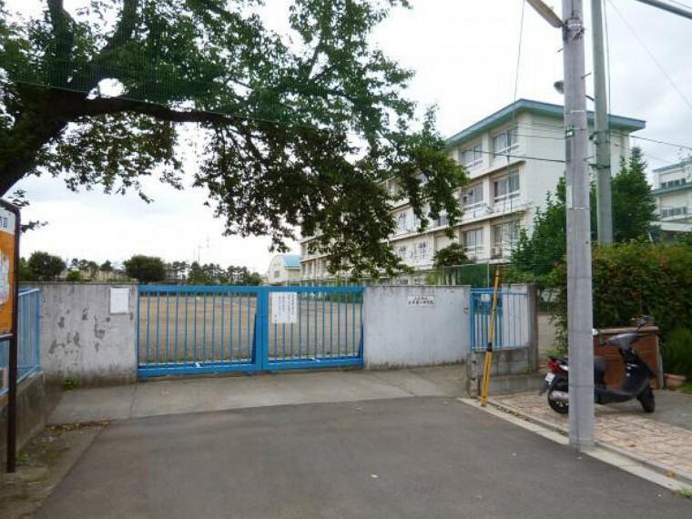 中学校 小平市立第六中学校 1260m