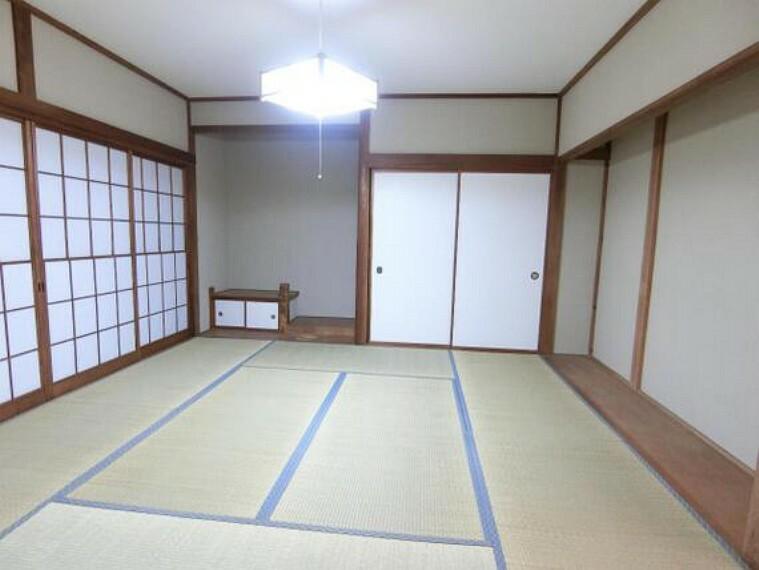 床の間や障子のある和室は趣もあり、客間としても大変重宝されますね。