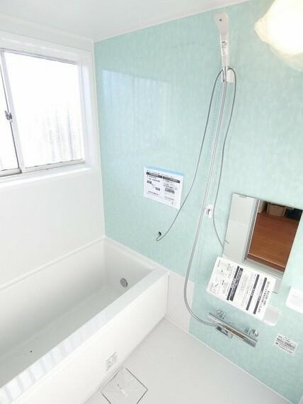 浴室 ゆったりとした浴室で日々の疲れが癒されますね。