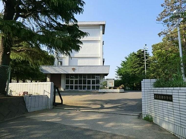 中学校 横須賀市立田浦中学校()