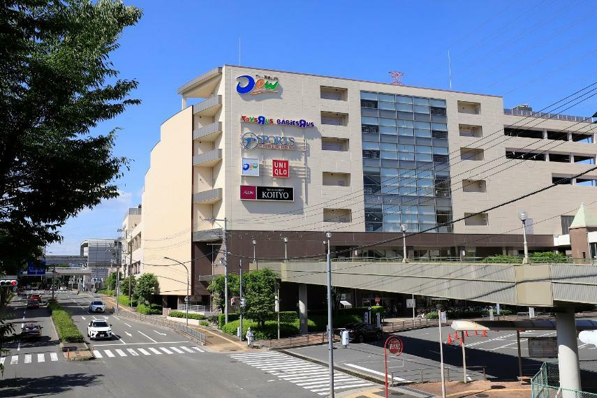 ショッピングセンター Dew 阪急山田