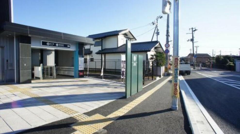 地下鉄東西線「薬師堂」駅 徒歩10分 利便性に恵まれた最寄り駅徒歩10分