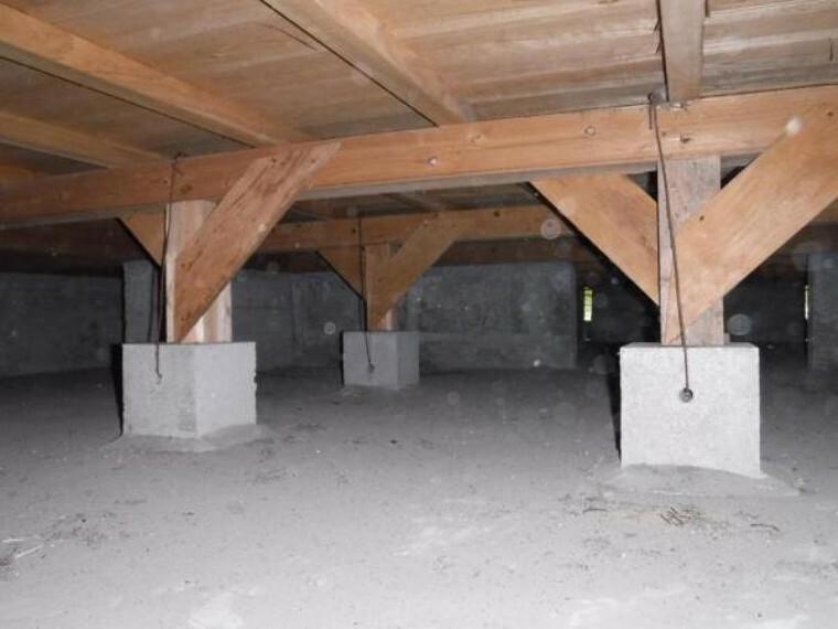 構造・工法・仕様 中古住宅の3大リスクである、雨漏り、主要構造部分の欠陥や腐食、給排水管の漏水や故障を2年間保証します。シロアリの被害調査と防除工事もおこないました。