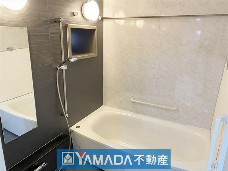 浴室 ミストサウナ付き浴室乾燥機でゆったりとバスタイムを楽しめますね。