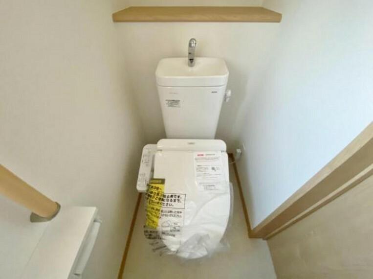 トイレ A号棟
