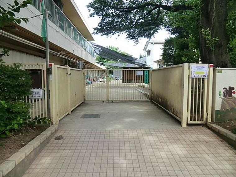 幼稚園・保育園 上井草保育園 徒歩4分。