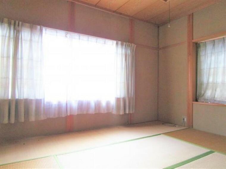10/31撮影【リフォーム前・2F南西側和室】