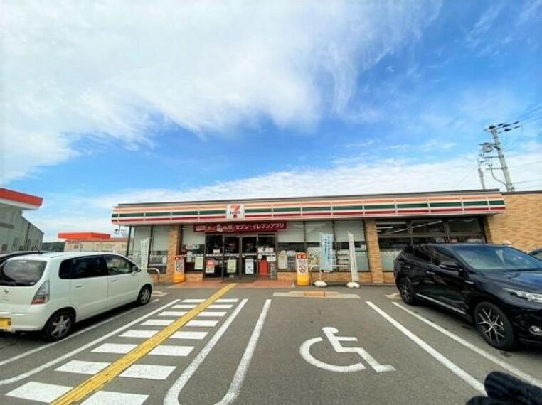 コンビニ セブンイレブン 神戸櫨谷町長谷店
