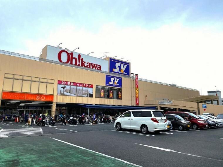 スーパー スーパーバリュー戸田店(徒歩5分)