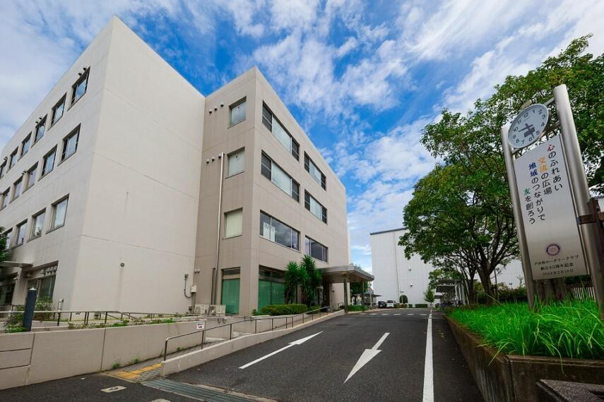 役所 戸田市役所新曽南庁舎(徒歩4分)
