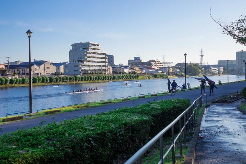 公園 戸田公園(徒歩19分)