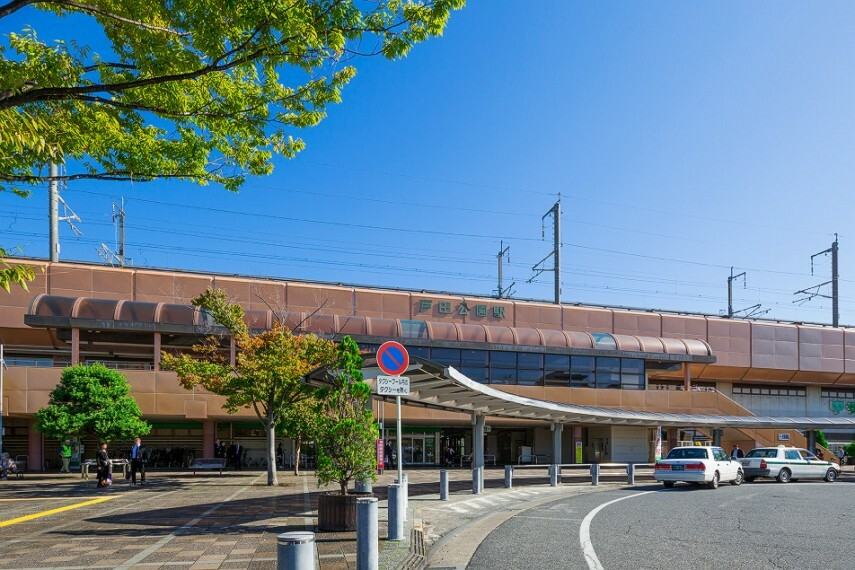 JR埼京線「戸田公園」駅(徒歩12分)