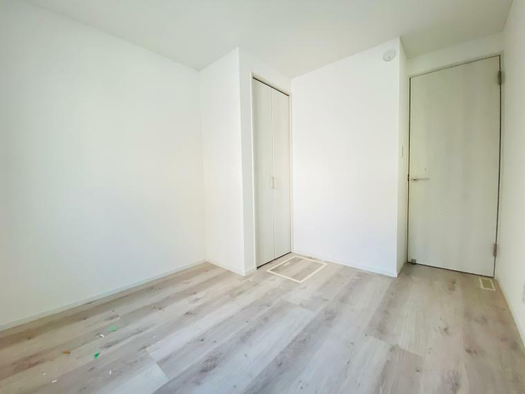 洋室 洋室は家族それぞれのお部屋にいかがでしょうか?お子様のお部屋にぴったりです