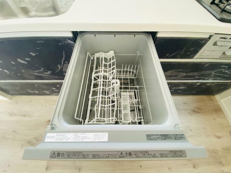 キッチン キッチンには便利な食洗器付です