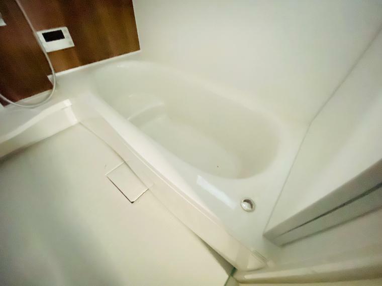 浴室 お風呂で一日の疲れをゆっくりとリフレッシュできます