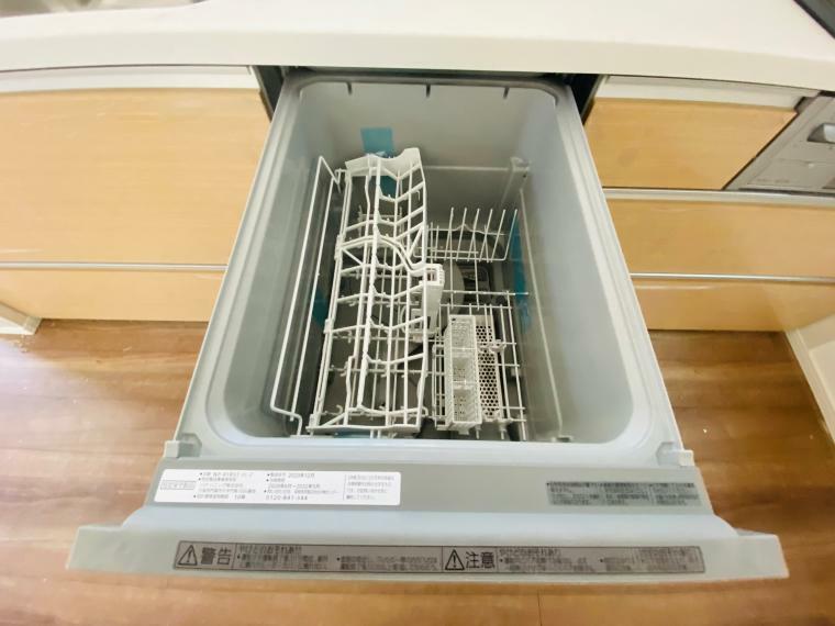 キッチン 便利な食洗器付です