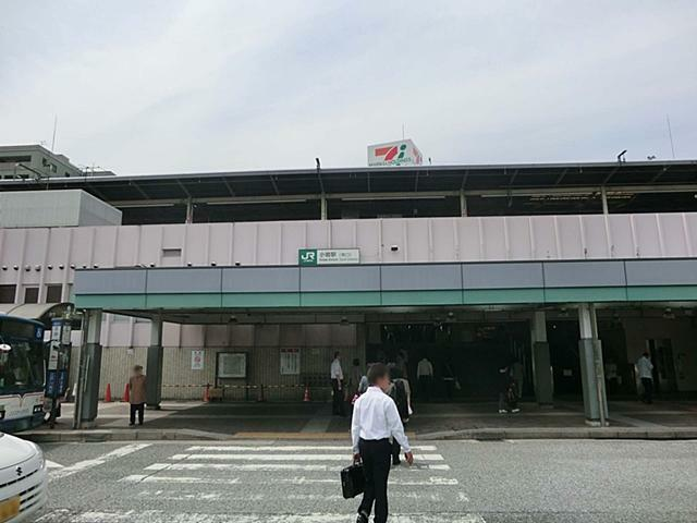 JR総武線 小岩駅