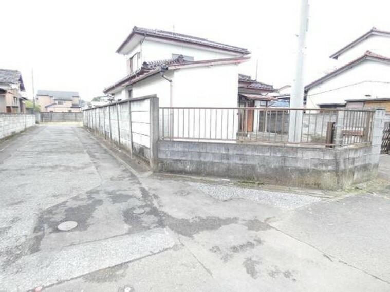 現況写真 東北本線「古河」駅がご利用いただけます。
