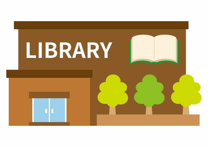 図書館 【図書館】甲府市立図書館まで1127m