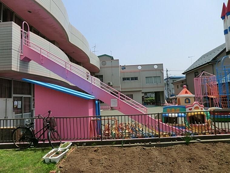 幼稚園・保育園 妻田保育園 徒歩11分(約830m)