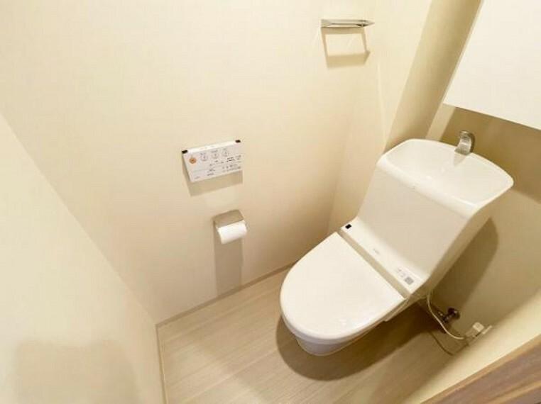 トイレ いつでも快適に過ごせる温水洗浄便座