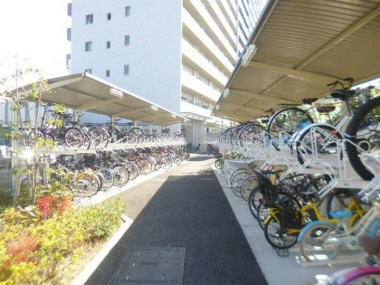 駐輪場 自転車置場完備