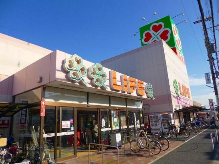 スーパー ライフ 福泉店