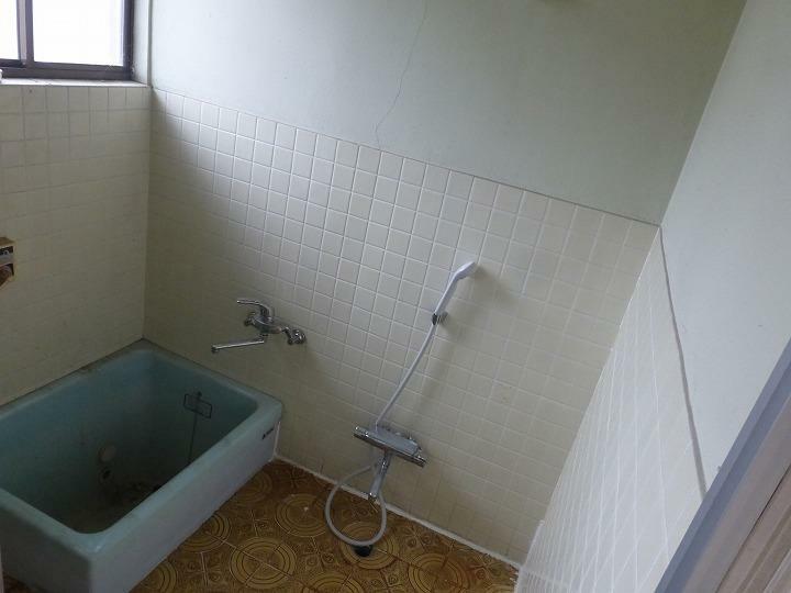 浴室 浴室の交換が必要です