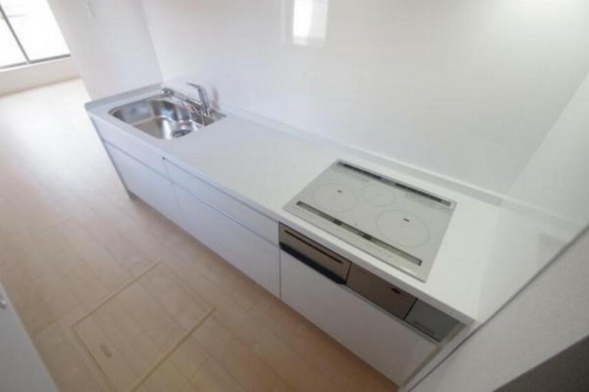 キッチン 《キッチン》独立型キッチンは来客時にキッチンを見られる心配がありません!