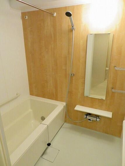浴室 防カビ対策や雨の日のお洗濯に活躍する浴室乾燥機付き