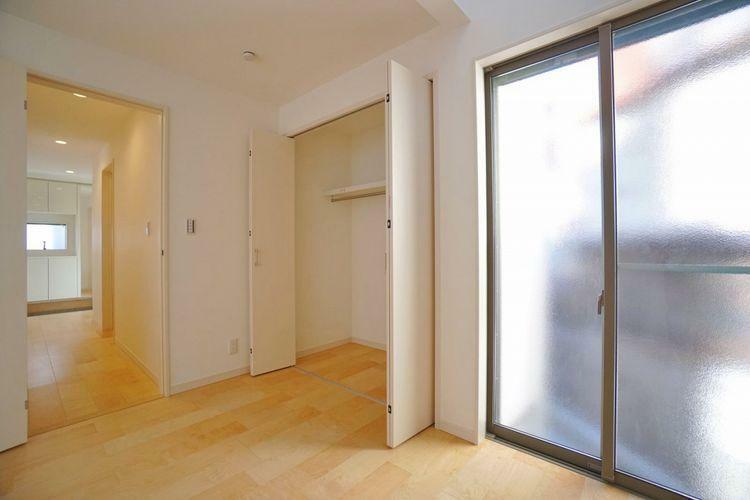 各居室とも使いやすい広さを確保しています。部屋割りで迷うこともありませんね。