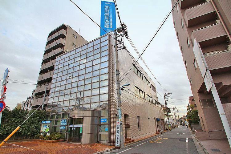 銀行 西武信用金庫浜田山支店 徒歩10分。