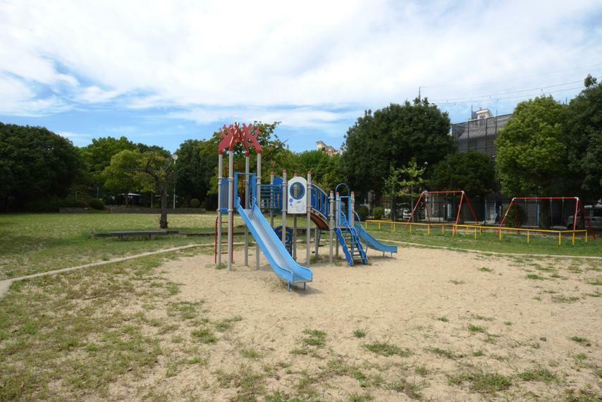 公園 伊加賀西町南公園