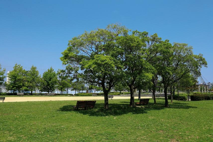 公園 浜甲子園運動公園(鳴尾浜公園)
