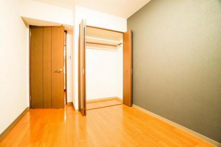 子供部屋 各居室にクローゼットを設置!豊富な収納があることで広い居住スペースを確保することができます!