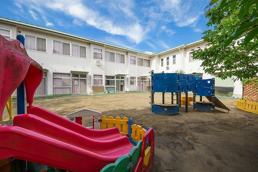 幼稚園・保育園 ちどり保育園(徒歩5分)
