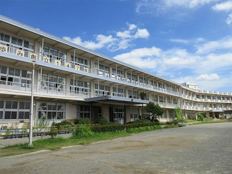 小学校 千葉市立検見川小学校(徒歩7分)千葉市有数の歴史と伝統のある小学校