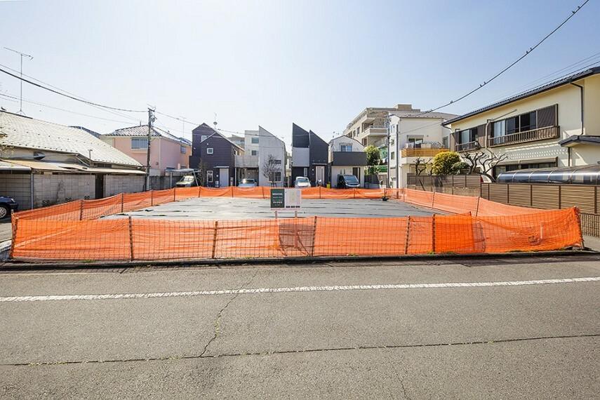 現況写真 NO.1・2_土地(撮影_2020年3月)