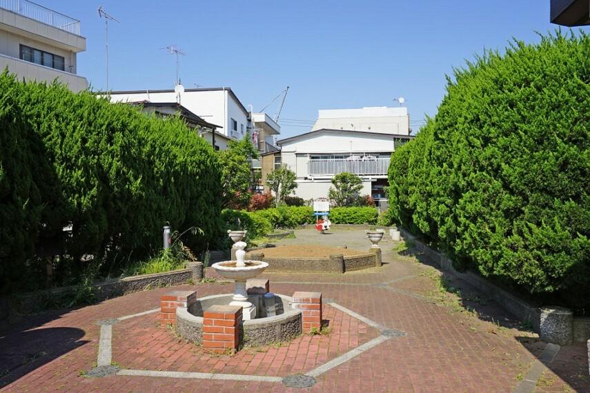 公園 向天神橋公園(徒歩5分)