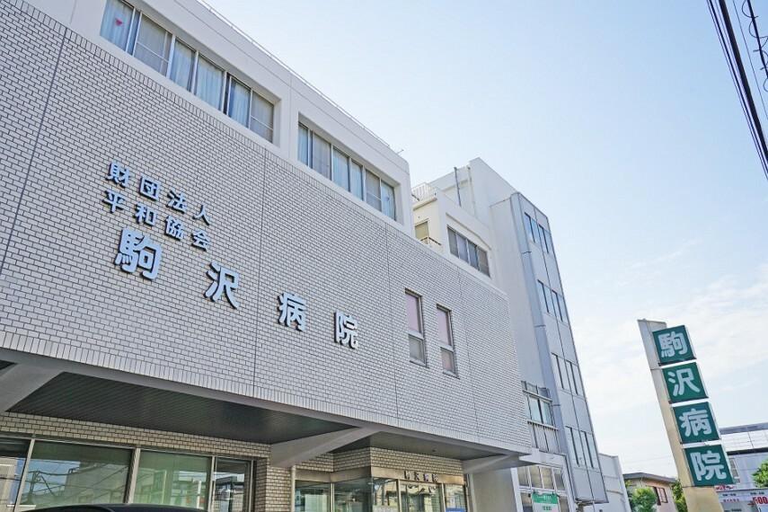 病院 駒沢病院(徒歩15分)