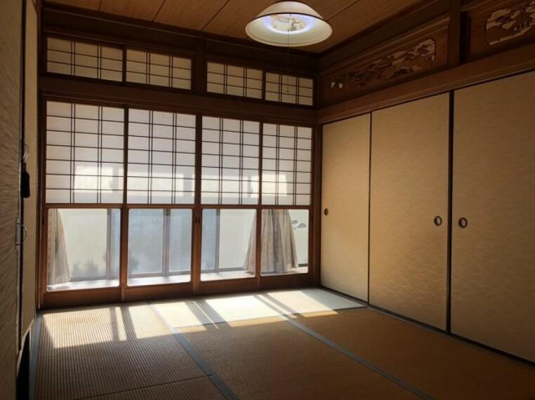 和室 和室があると、家にあたたかい雰囲気が生まれます