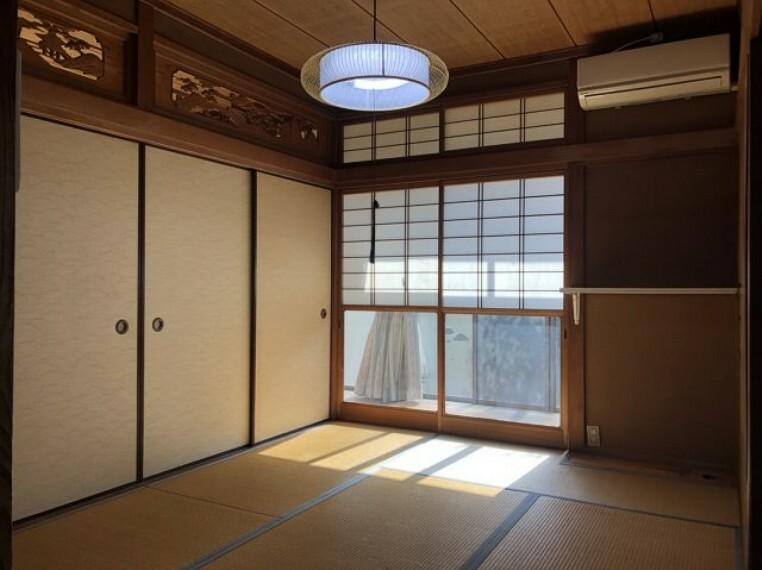 和室 和室があれば、来客や子供用のスペースとして活躍します