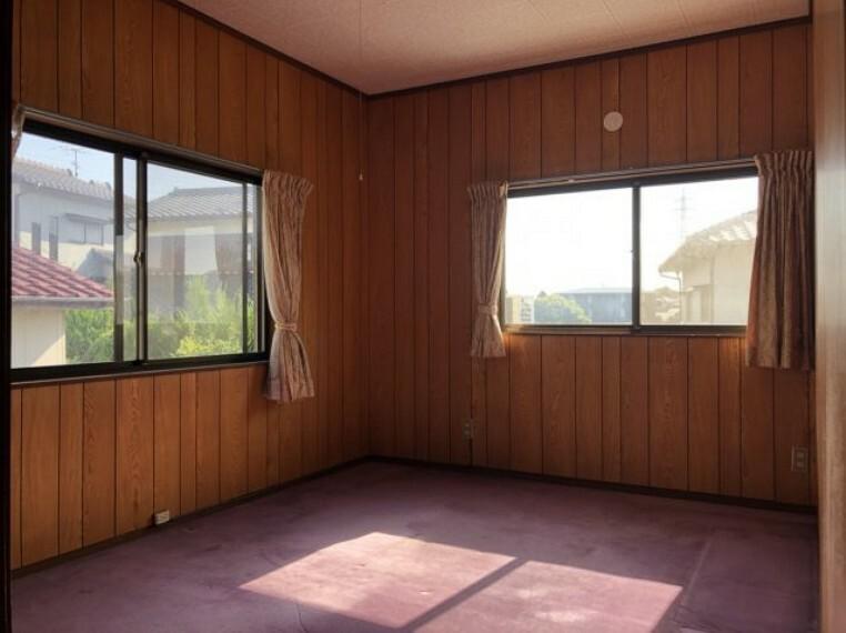 洋室 ゆったりした洋室です