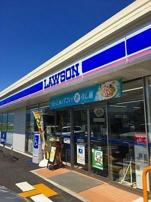 コンビニ ローソン高知横浜店