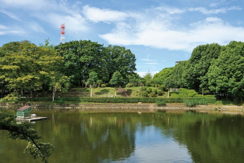 公園 鹿沼公園