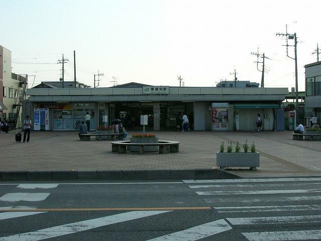 東浦和駅 バスを使えば2路線使える南浦和駅も利用可能です