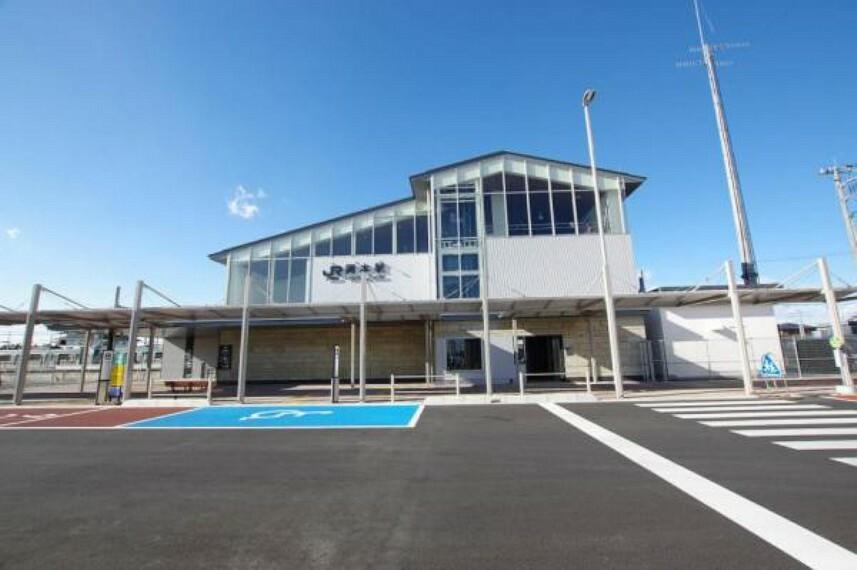 【JR東北本線】岡本駅