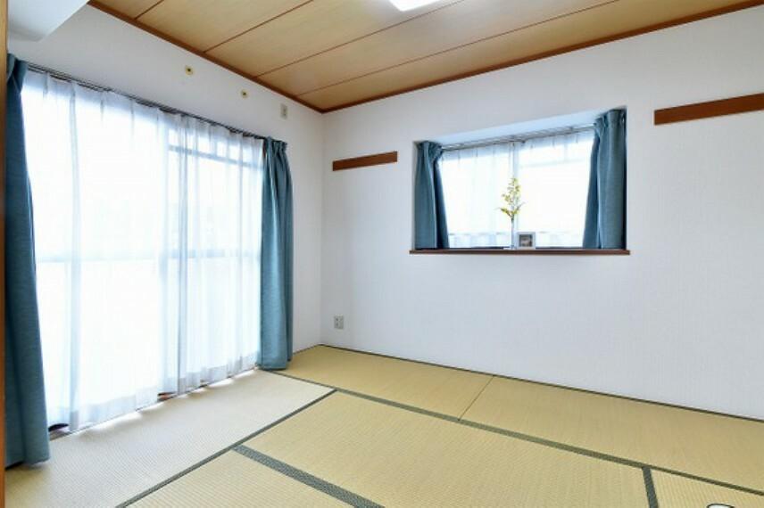 全てのお部屋に開口部があり、換気もしやすいです。