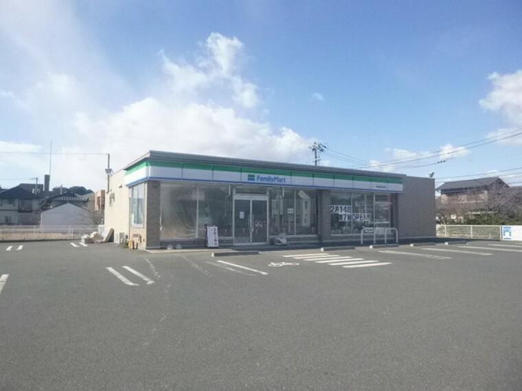コンビニ ファミリーマート倉敷玉島乙島店